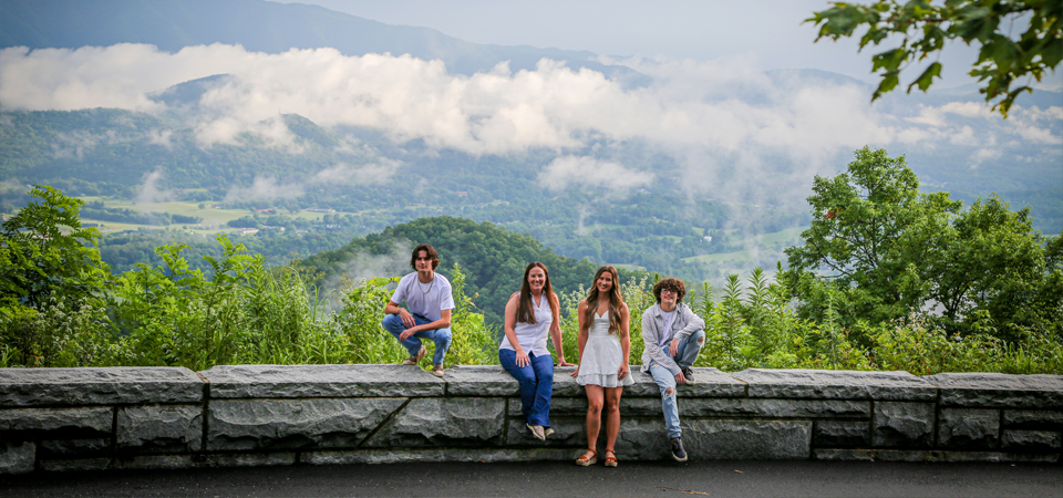 The Crumbie Family   Foothills Parkway   Smoky Mountain Photographer